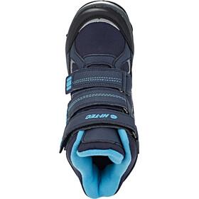 Hi-Tec Thunder WP Lapset kengät , sininen/turkoosi